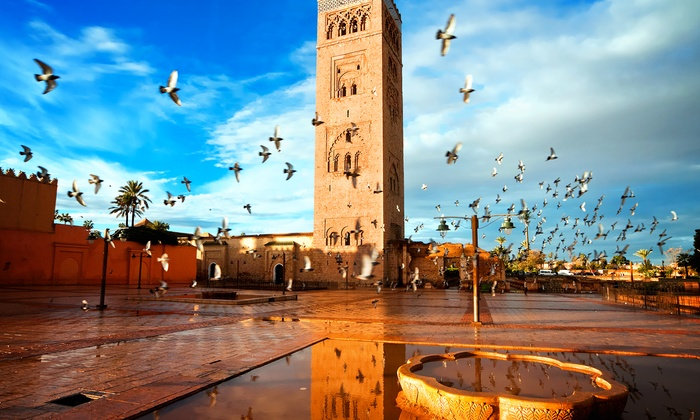 Marrakech-Tensift-Al Haouz