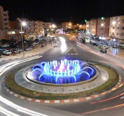 Laayoune-Boujdour-Sakia El Hamra