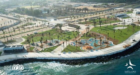 الأمير خالد الفيصل يفتتح أكبر حديقة ثقافية