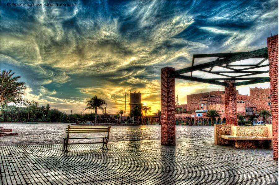 Hassan II Square