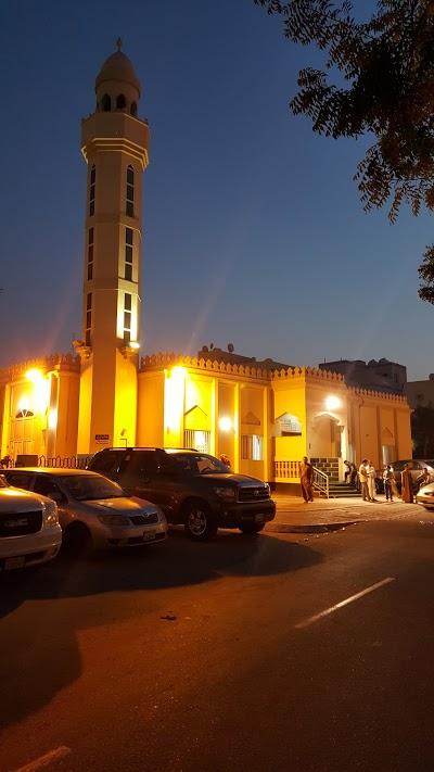 اخبار عن حديقة مسجد المهاجرين