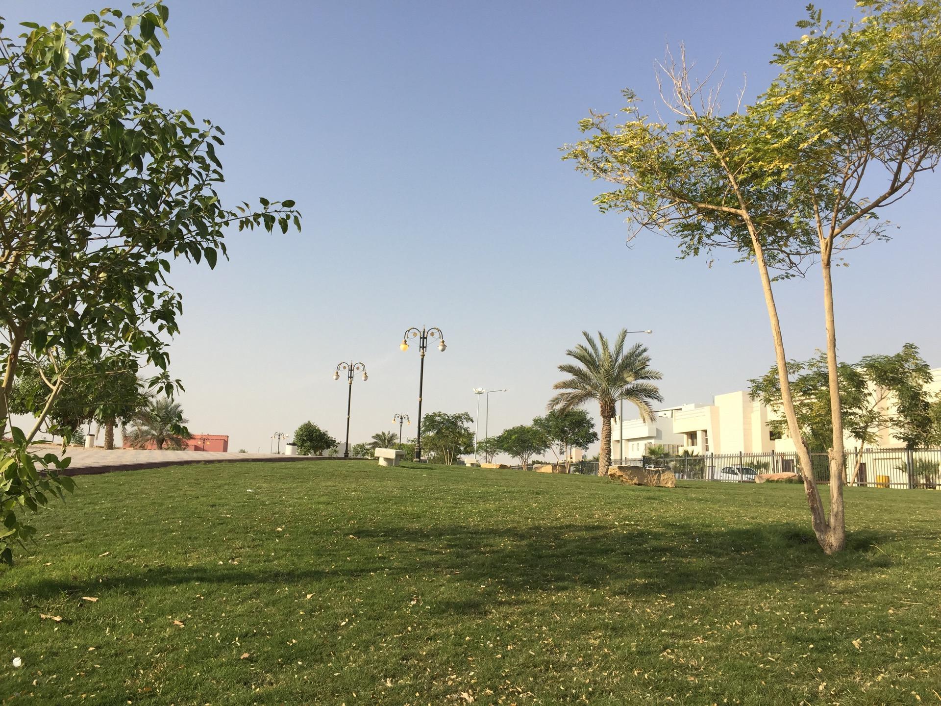 حديقة تلال الرياض