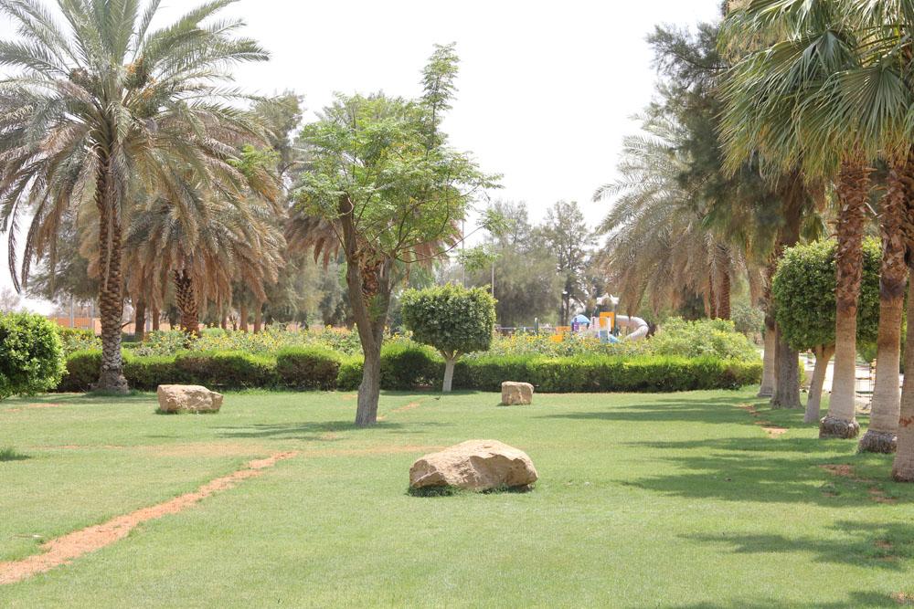 King Fahd Park in Shqraa