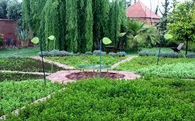 Tarfihi Parks Parks Bio Aromatique De L Ourika Garden