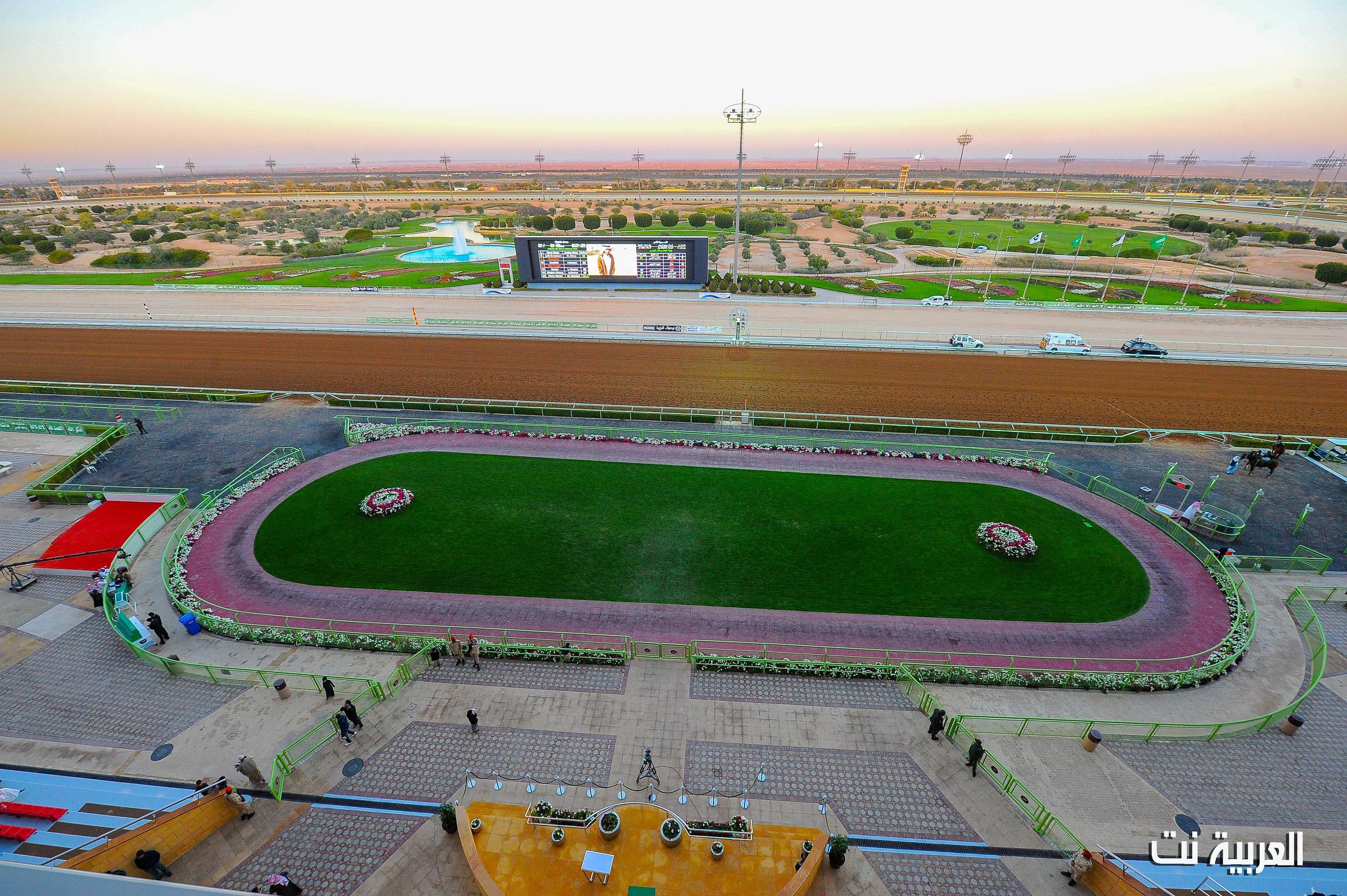Equestrian Park - King Abdul Aziz Equestrian Square