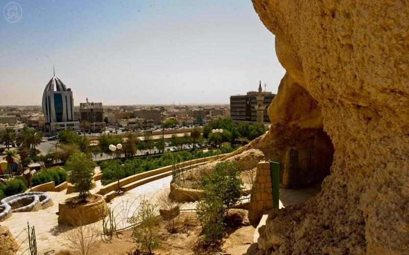 حديقة جبل أبو مخروق