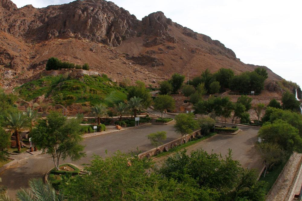 حديقة شهداء جبل احد