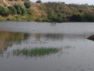 Bo Khadra Lake