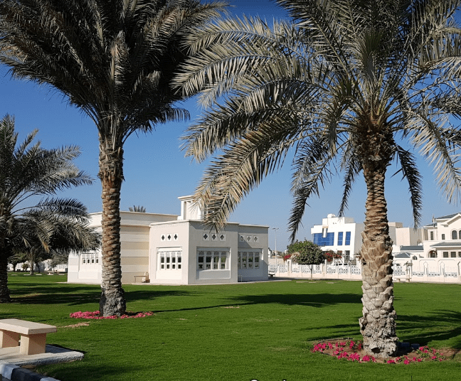 AL Qouz Park
