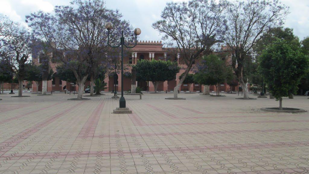 ِAlhuriya square