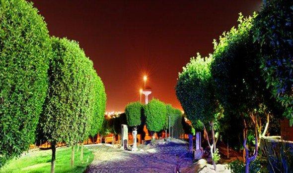 حديقة الملك فهد