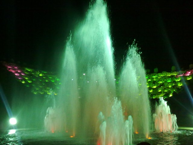 حديقة شلال جلاجل