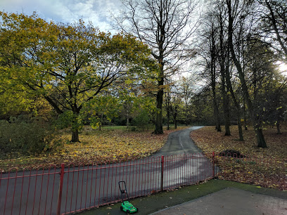 Heaton and Armstrong Parks