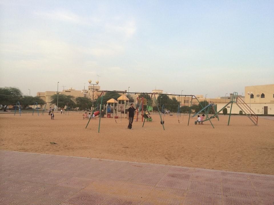 AL Enshrah Park