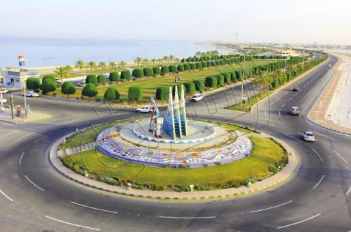 Corniche Al Khafji park
