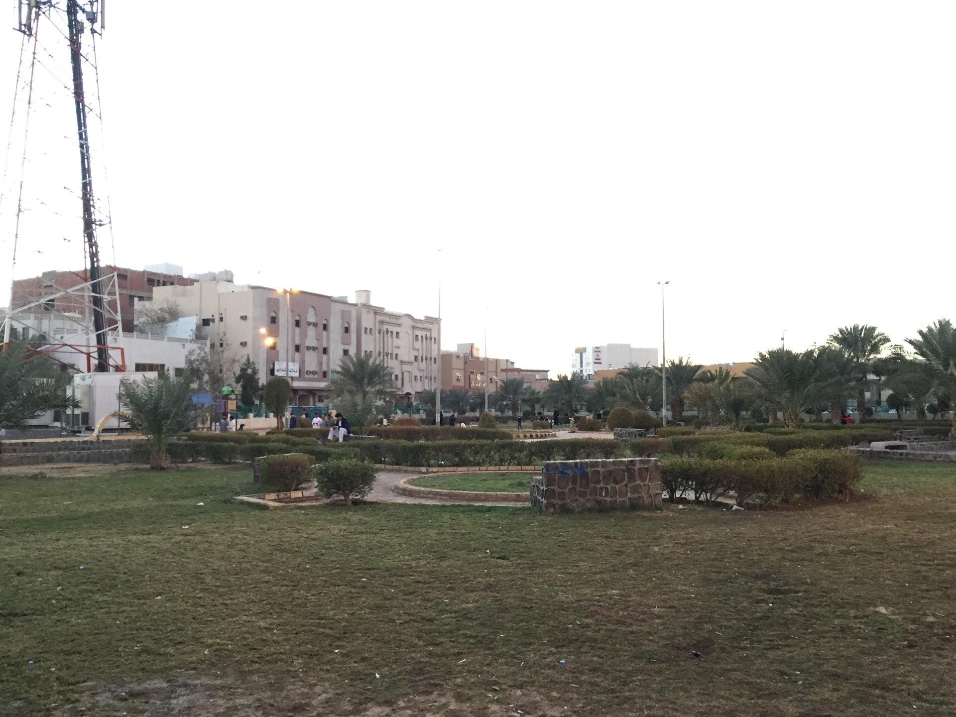 حديقة أحمد بن حنبل