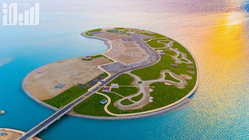 منتزه جزيرة النورس