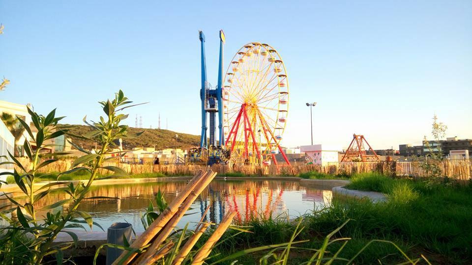 Mostland parc