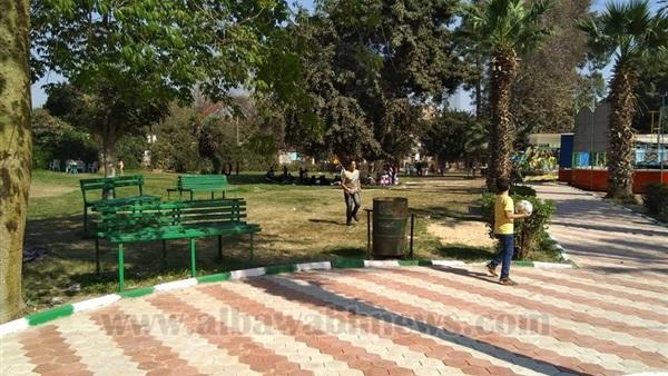 اخبار عن حدائق القناطر الخيرية