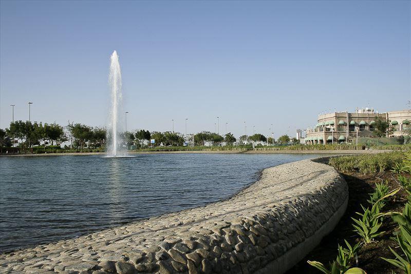 حديقة البحيرة