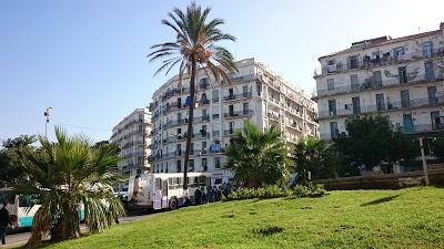 اخبار عن  Jardin Taleb Abderrahmane
