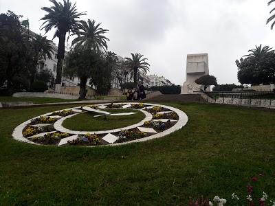 Jardin de l'Horloge Fleurie
