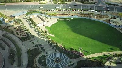 Jumeirah Lakes Towers Park