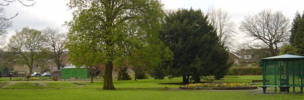Burley Grange Park