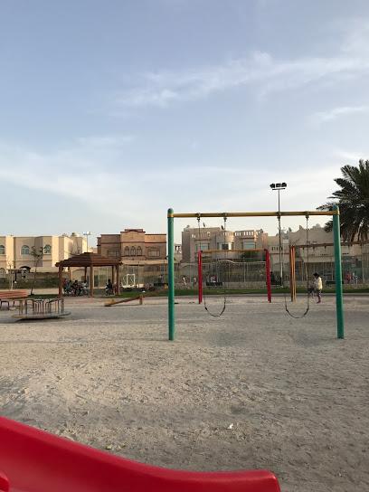 حديقة مسجد خديجة رضي الله عنها