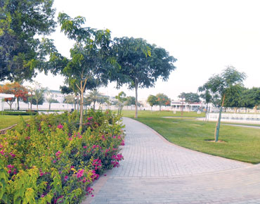 New Shahama Park