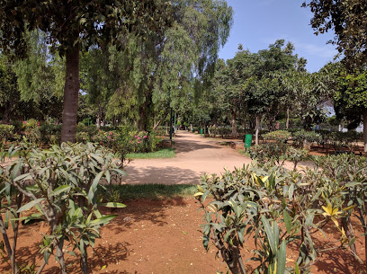 Grand jardin d'Ain Chok