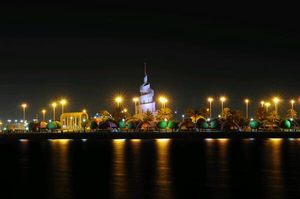 Marjan Island park