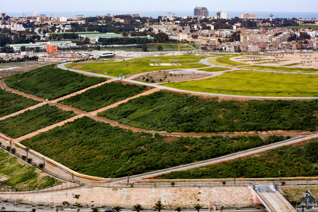 Oued Smar's Urban Park