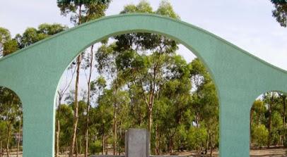 Jardin route Berkane
