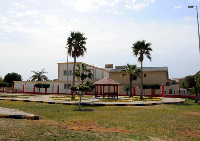 حديقة عبدالقادر المهيدب