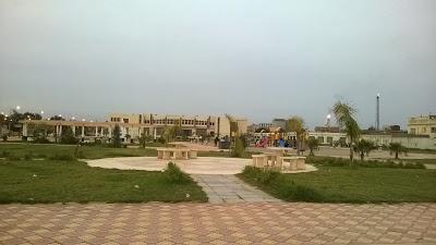 متنزه بلدي بطيوة