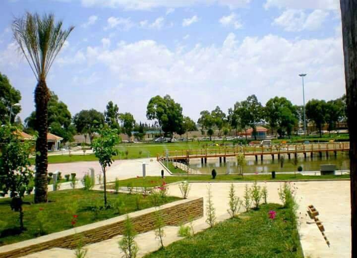 alnuwr w alnasim park