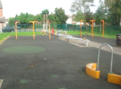 Park Lane West Play Area