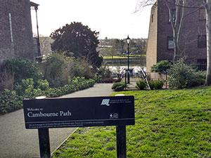 Cambourne Path