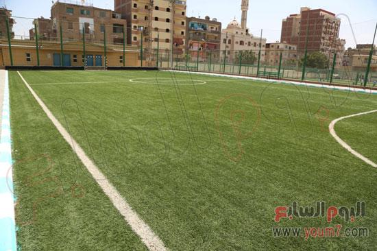 Family Park at Helwan Sporting Club