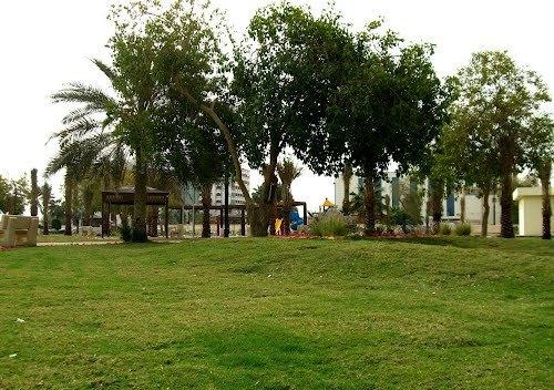 حديقة الأمير عبدالمحسن بن جلوي