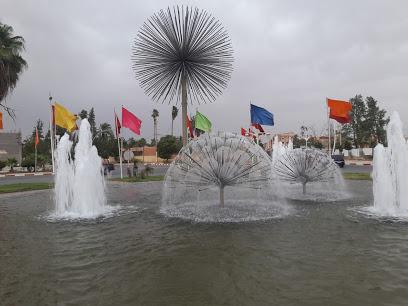 Jardin Hassan II