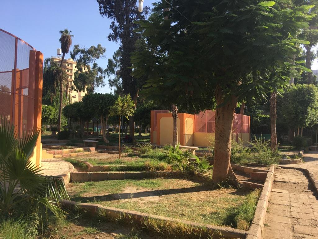 اخبار عن حديقة ناصر - حديقة حيوان أبوتيج