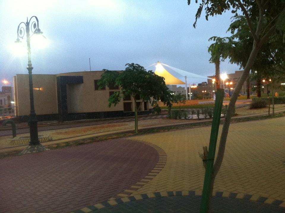 حديقة الياسمين