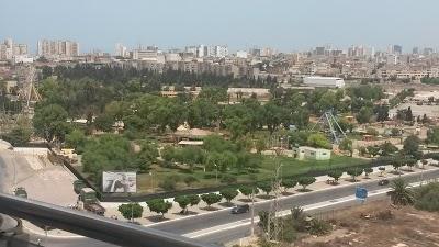 Parc d'attraction Djanat El Ahlam