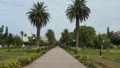 de Rouiba Public Garden