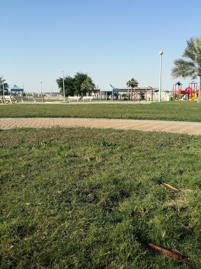 AL Hzam Alzahaby park