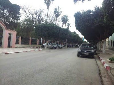 de Mohammadia Public Garden