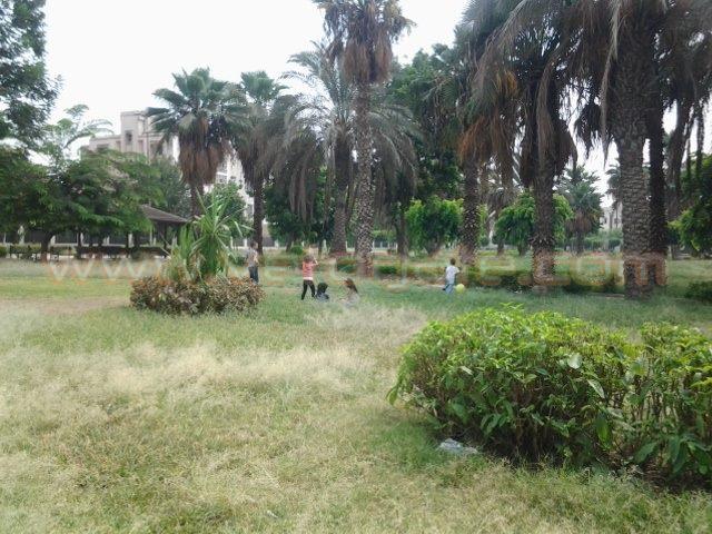 حديقة روض الفرج
