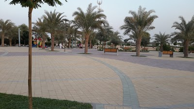 Al Awir Second Park